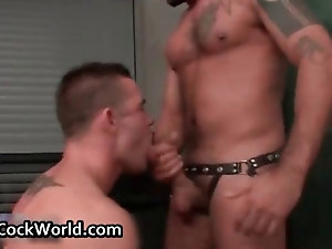 Alex DeLarge and Taylor Murphy in horny