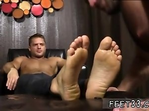 Gay men fuck and suck toes videos older daddies with hairy legs first